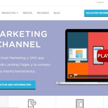 software de email marketing : MDirector