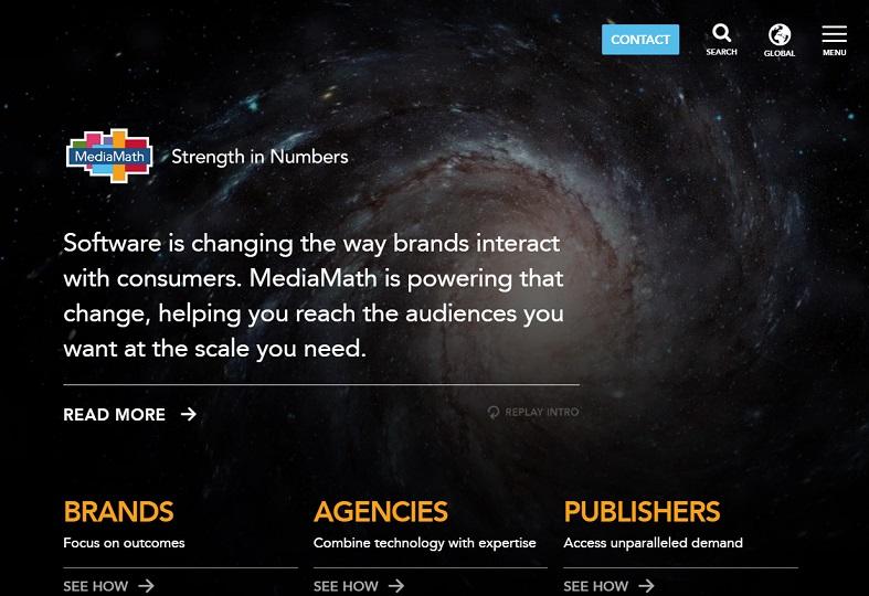 principales DSP : MediaMath
