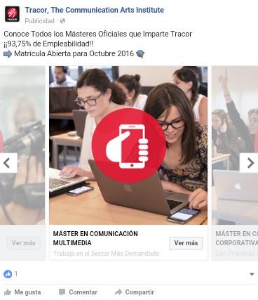 claves para optimizar los anuncios en facebook: elige bien las imágenes