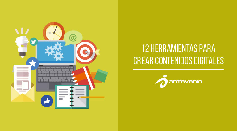 087e2c85296e2 12 Herramientas para crear contenidos digitales