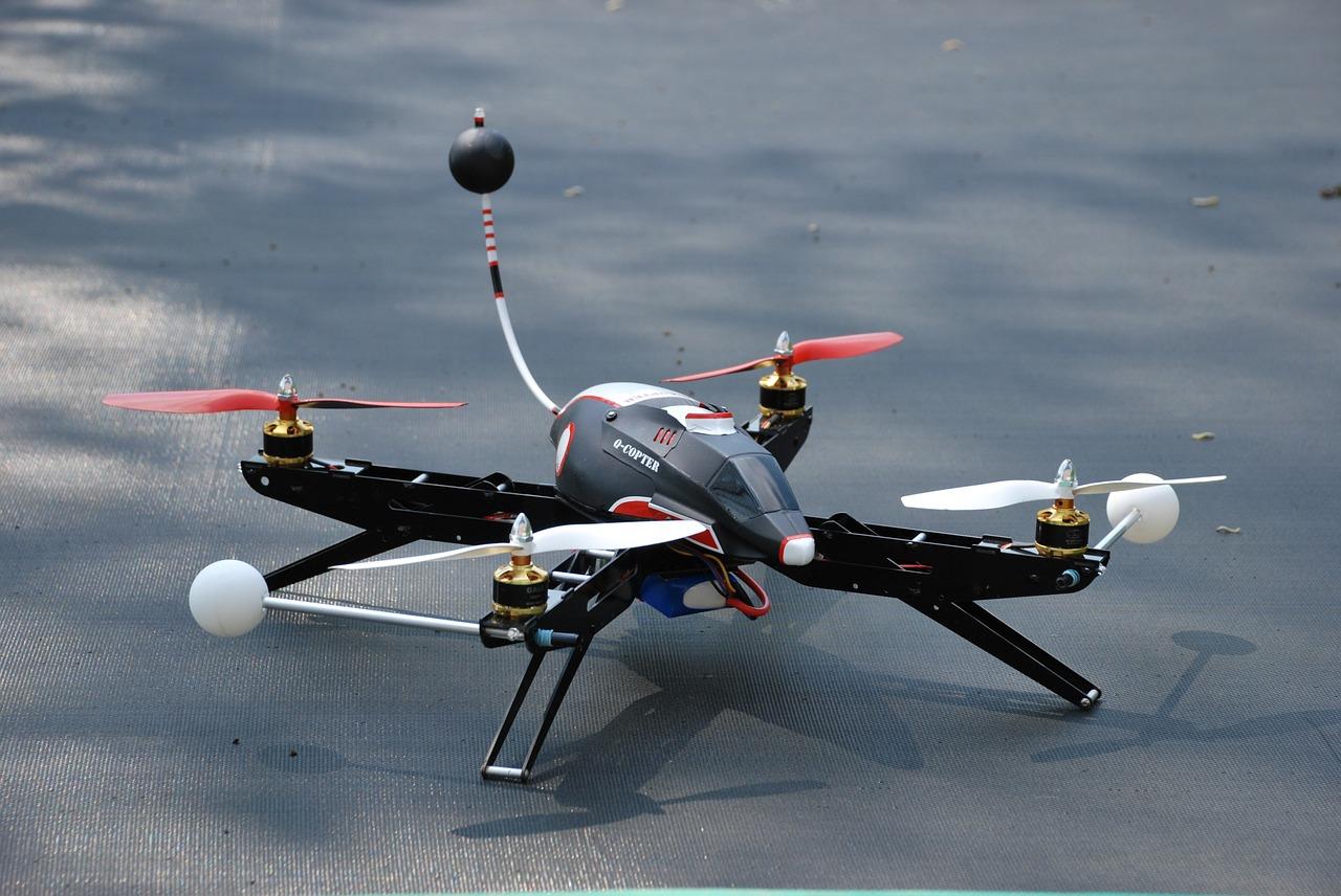 tecnologías que cambiarán la forma de hacer marketing: drones