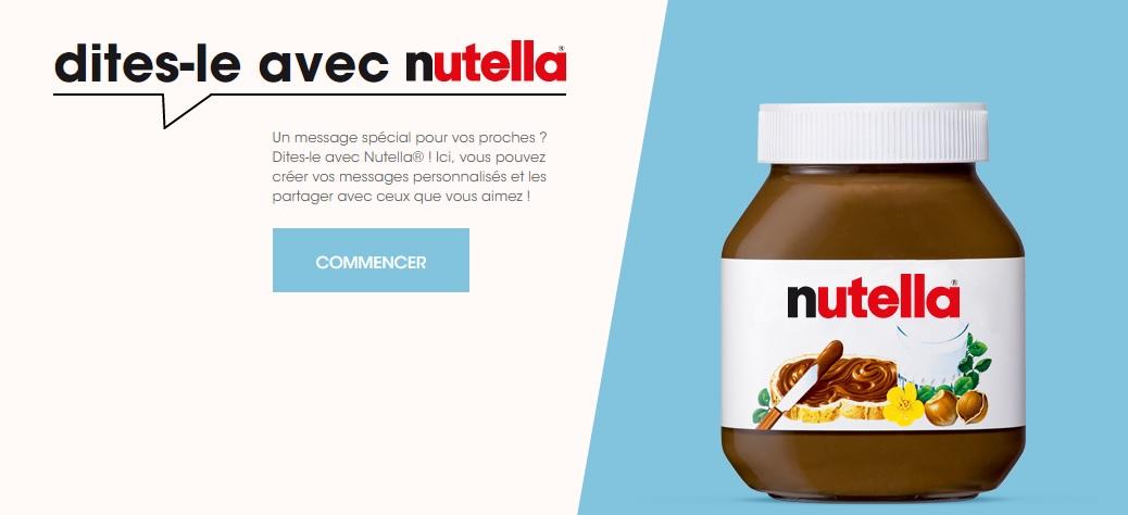 crisis en redes sociales mal gestionadas: Nutella