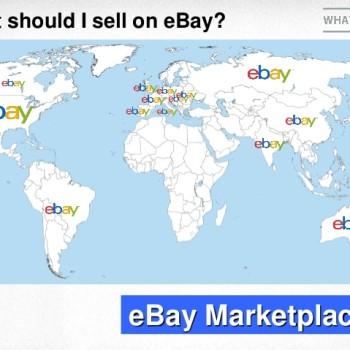 qué y cómo vender en Ebay