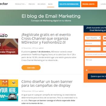 Generación de leads: Blogs