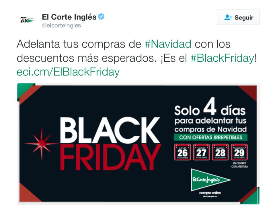 marketing para Black Friday: redes sociales