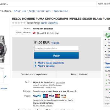 SEO en eBay