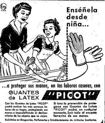 15 anuncios machistas de espa a - El taller de lo antiguo ...