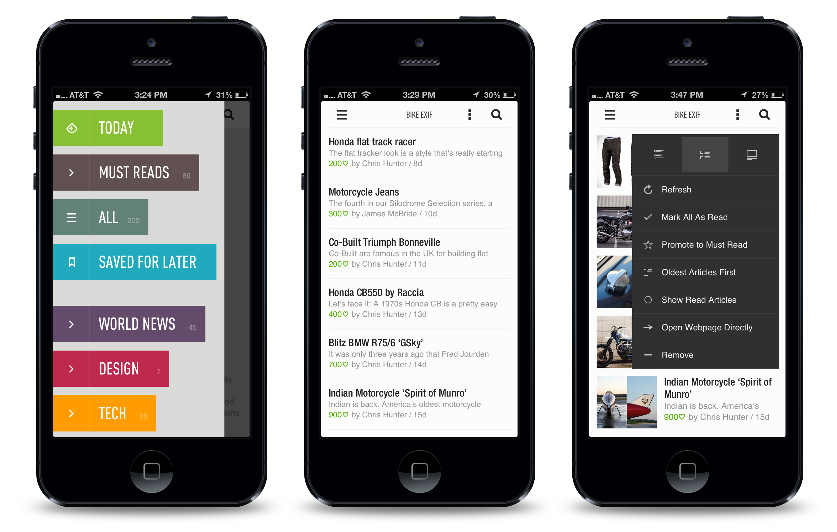 mejores apps: Feedly