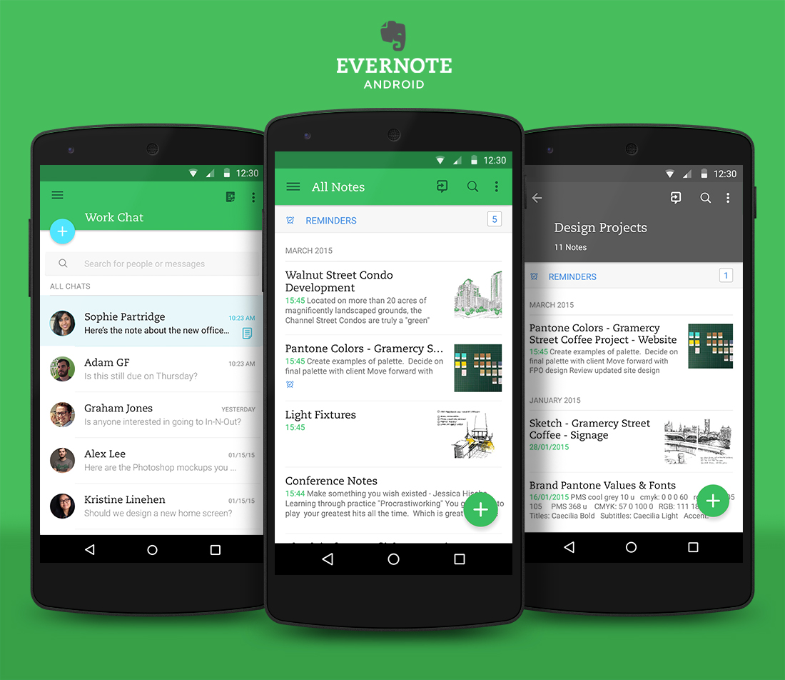mejores apps: Evernote