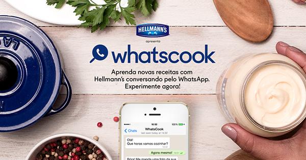 campañas en Whatsapp: Hellman's
