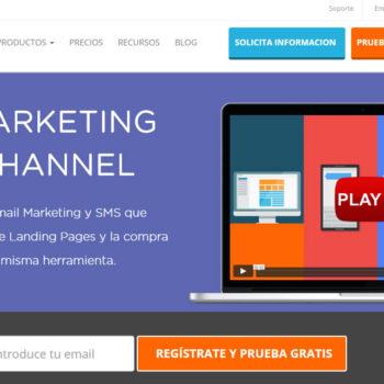 herramientas de email marketing: MDirector