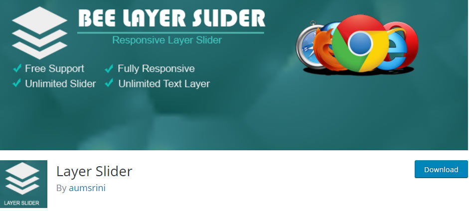 Layer Slider