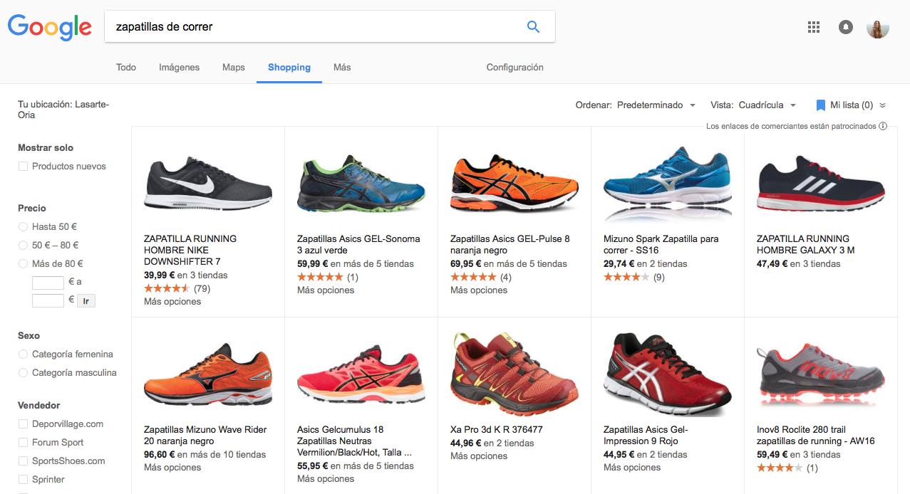 cómo sacar partido a google merchant center