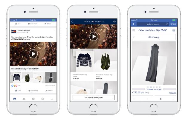 formatos publicitarios en facebook