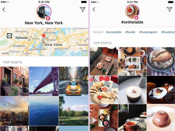 Instagram Stories Sabes Sacar Partido A La Localizacion Y Los