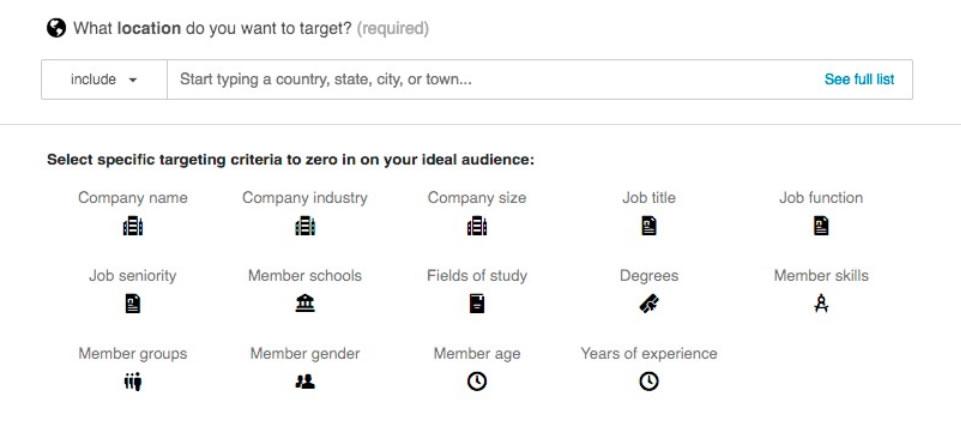 LinkedIn Matched Audiences