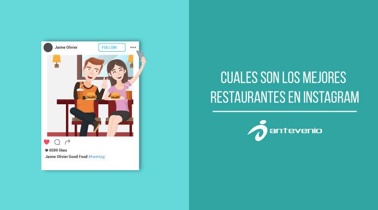 mejores restaurantes en instagram