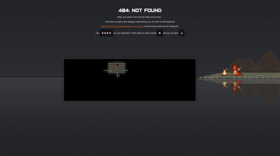 ejemplos de páginas 404: Gamespot