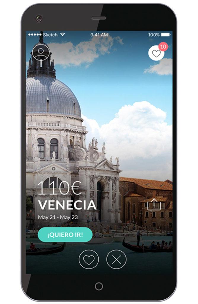 App de El Viajero Fisgón