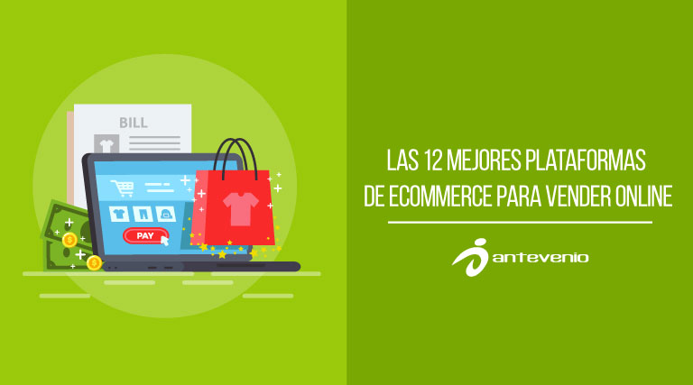 mejores plataformas de ecommerce para vender online
