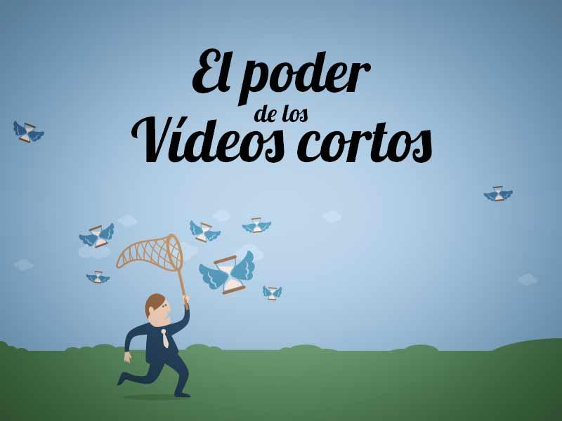 el poder de los vídeos cortos