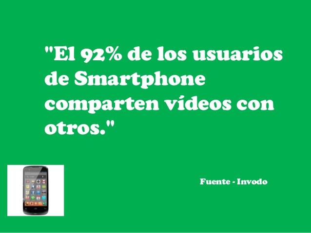 datos de vídeo marketing