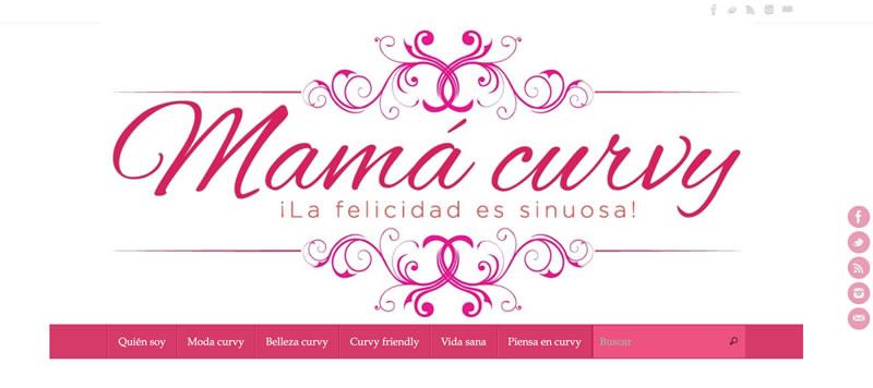 microinfluencers de moda: Mama Curvy