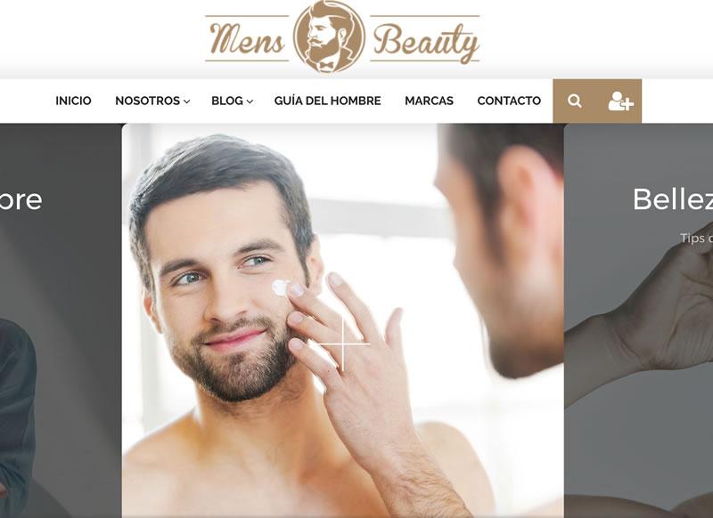 microinfluencers de moda: Mens Beauty