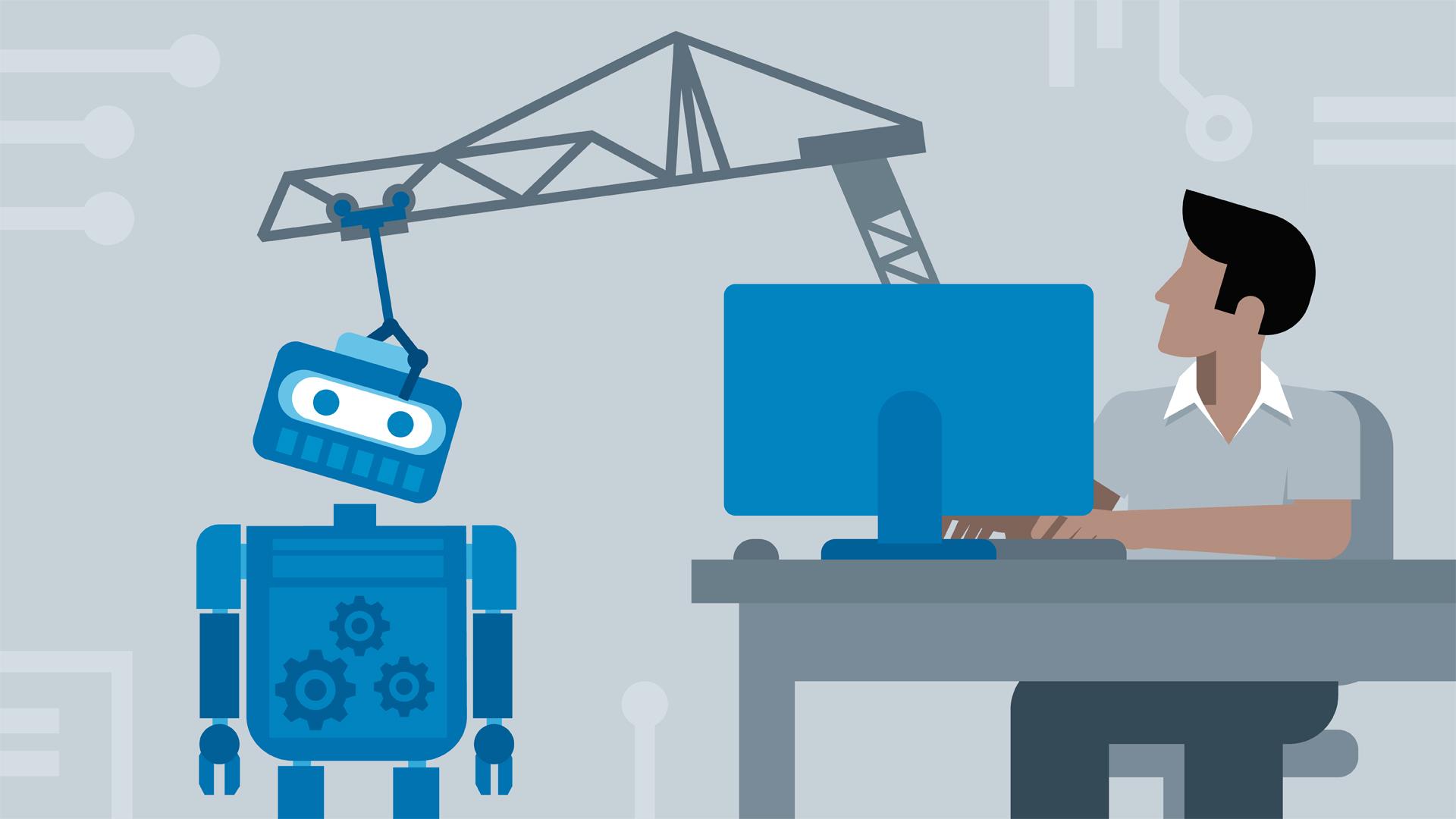 usuarios que son robots