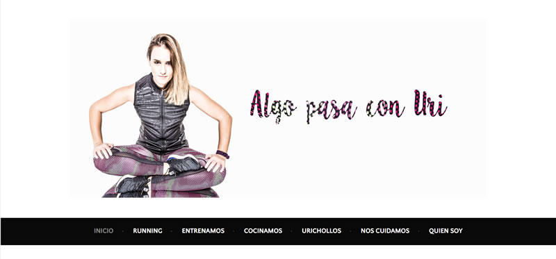 microinfluencers de moda: Algo pasa con Uri