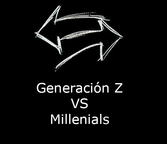 Diferencias entre generación z y millenials
