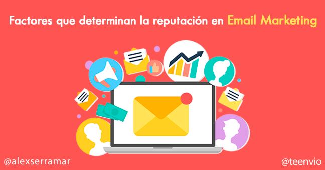 reputación en email
