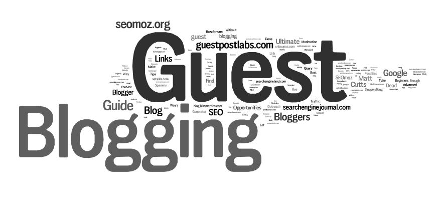 guest blogging en comunicación