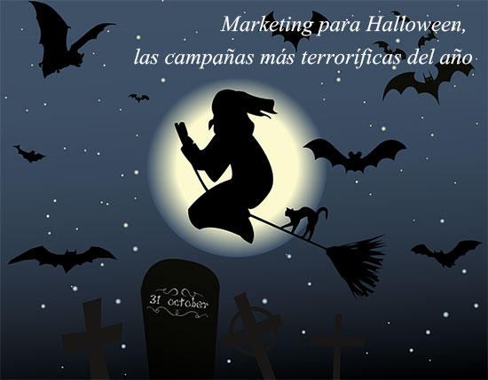 marketing para Halloween