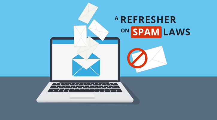spam vs email marketing