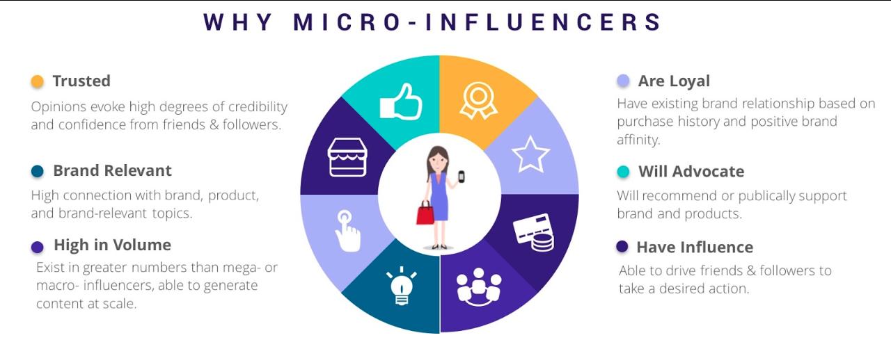 trabajar con micro-influencers