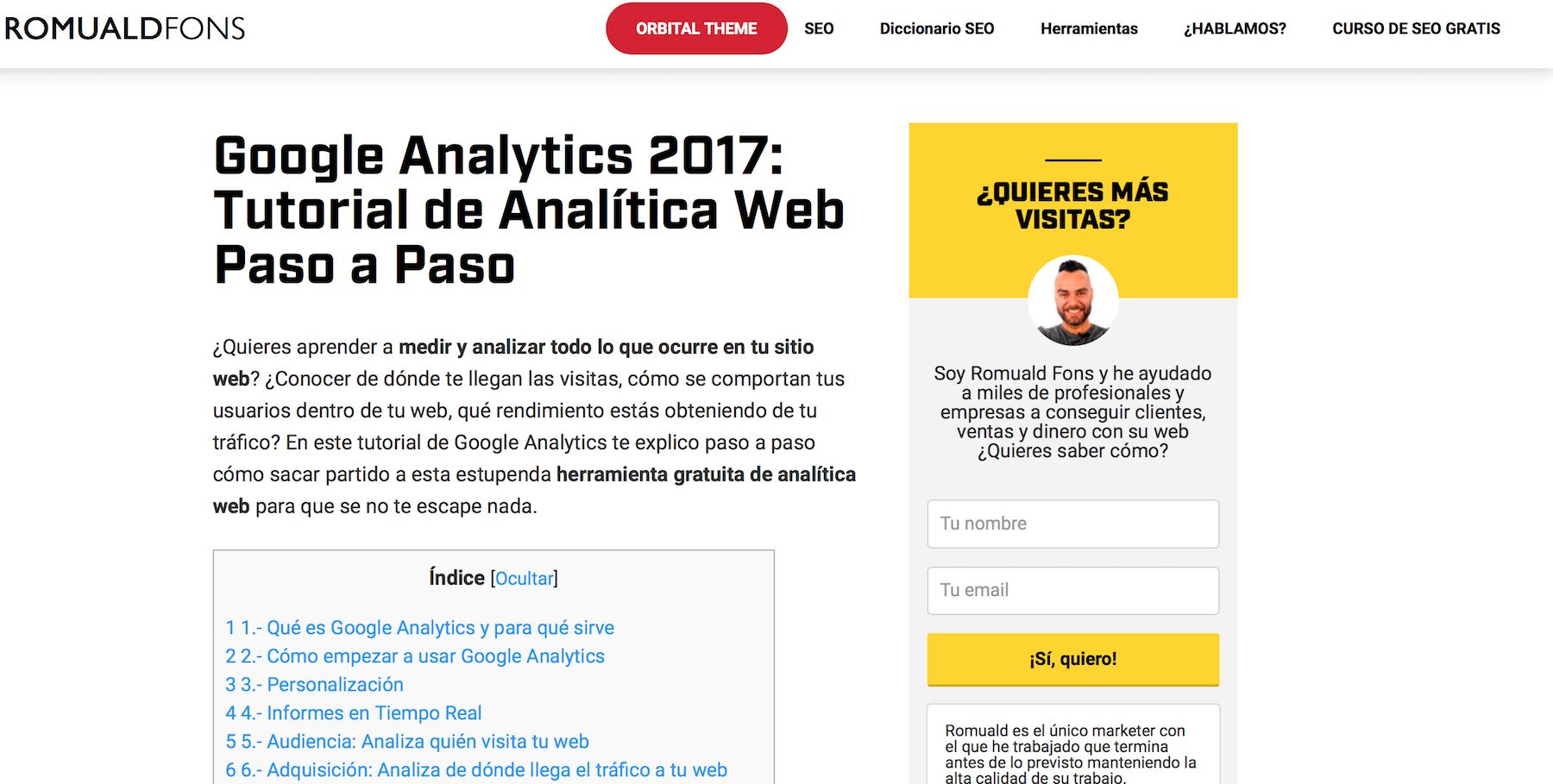 Mejores guías de marketing digital 2017