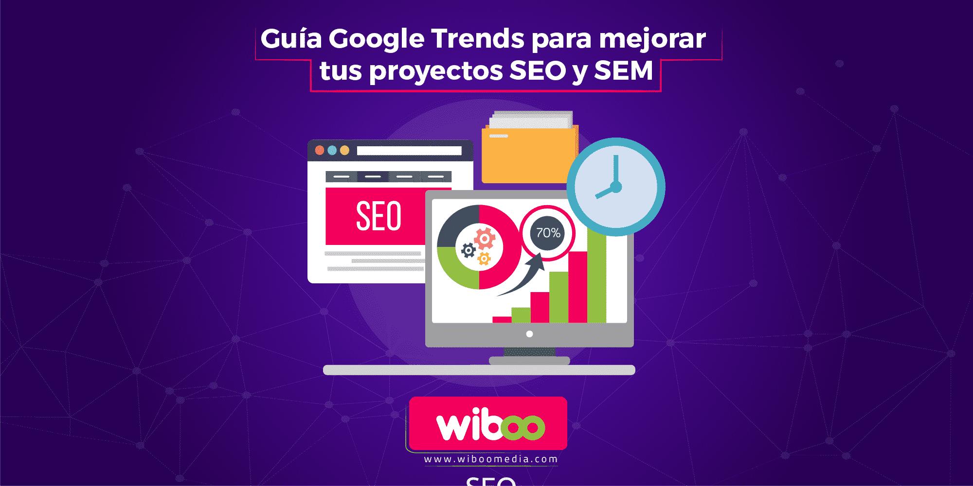 Guía Google Trends para mejorar tus proyectos SEO y SEM,(el blog de Wiboo)