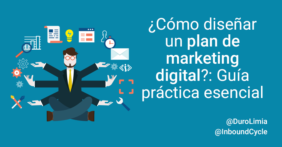 Cómo crear un plan de marketing digital: Guía práctica [+Plantilla] (Sonia Duro)