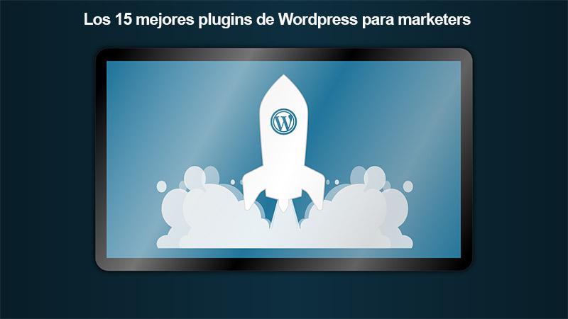 los mejores plugins de WordPress para marketers