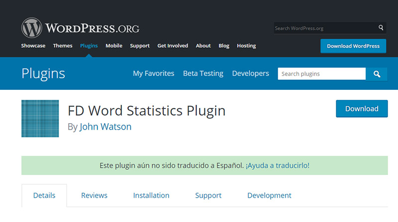 word_statistics