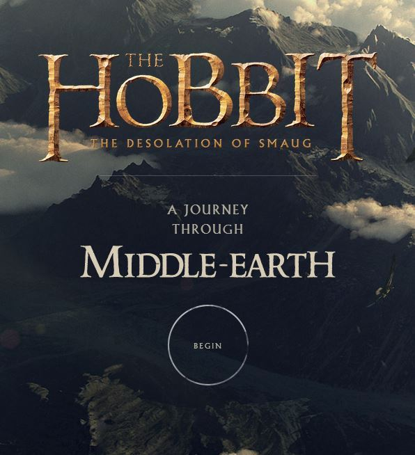ejemplo el hobbit rich media