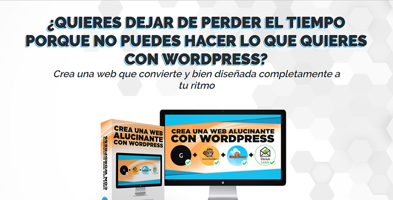 Escuela WordPress