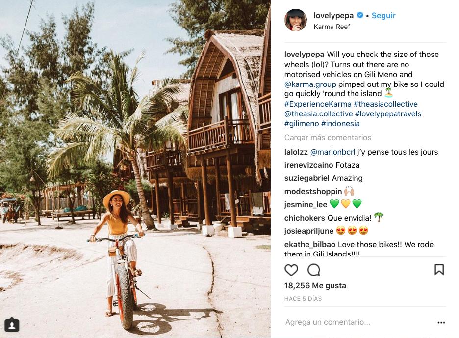 influencers de moda en Instagram