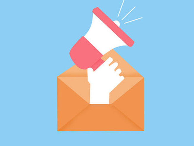 enviar boletines por correo electrónico