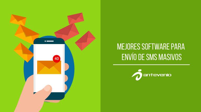 software para envío de sms masivos