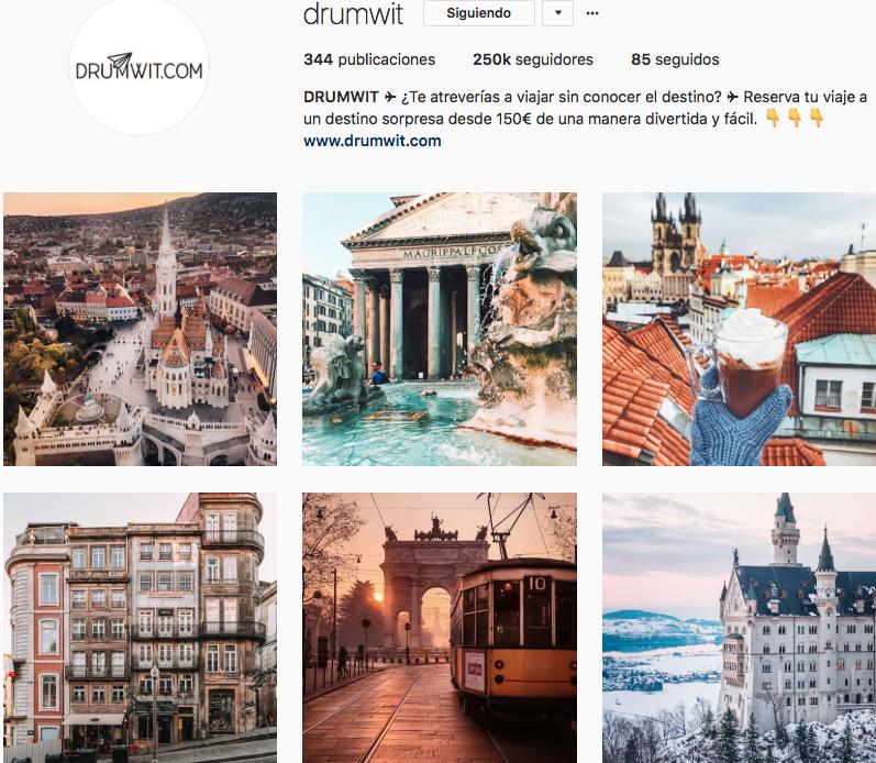 Estrategias de performance marketing para sector turismo