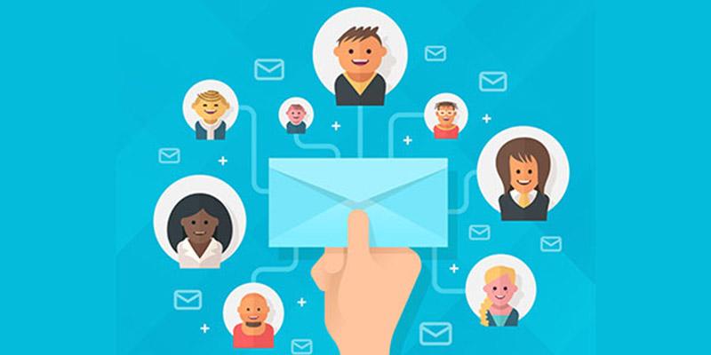 enviar boletines por correo electrónico: emails personalizados