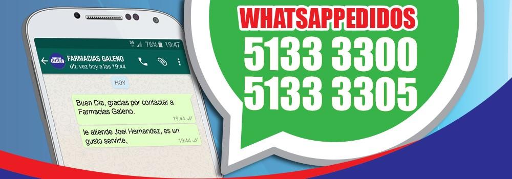 Whatsapp para farmacias