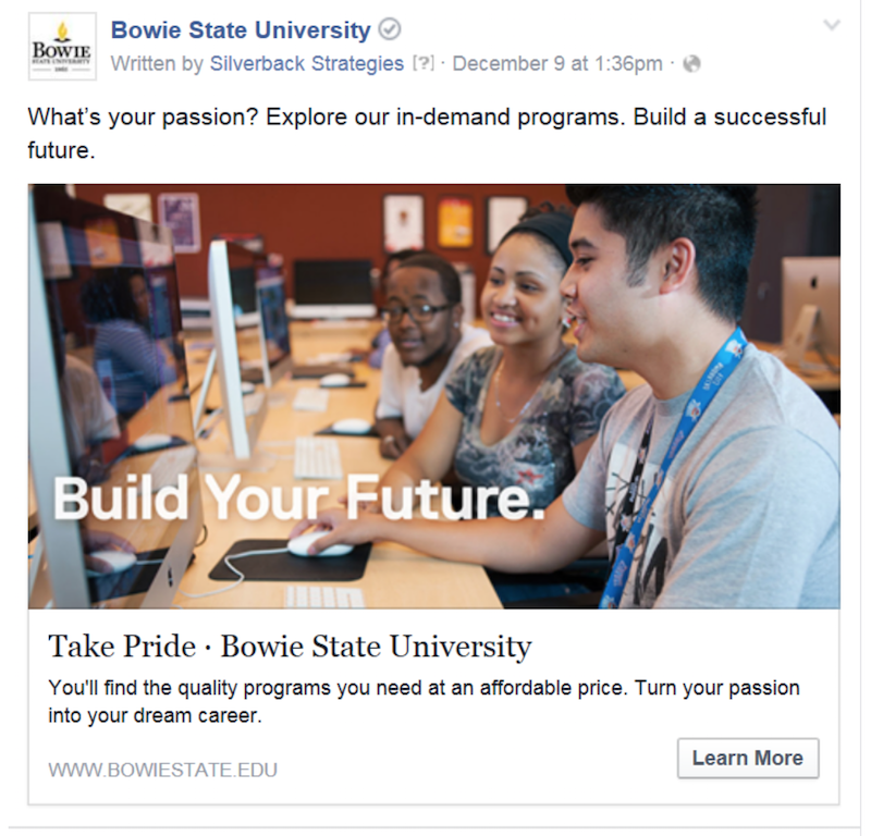 ejemplo facebook ads